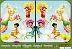 Tinkerbell - reconocer la diferencia