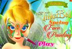 tinkerbell maquillage de printemps