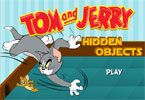 Tom y Jerry-objetos ocultos