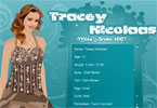 Tracey Nicolaas - Miss Aruba 2007