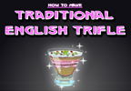 Traditionelle Englische Trifle