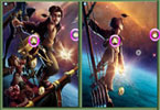 Treasure Planet Similarities