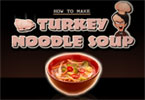 Turkey Noodle zuppa