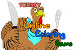 Turkey Online Coloring Game