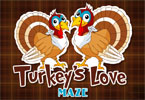Turkeys Love Maze
