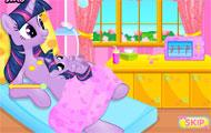 Twilight Sparkle embarazada
