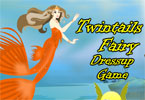 Twintails Fairy Dress Up Game