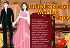 Couple de Mariage du United Kingdom