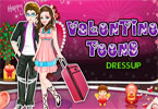 Valentine Teen Dressup