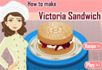Victoria Sandwich 1