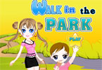 Walk in the Park Dressup