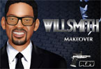 will smith maquillage