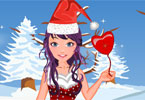 Winter Christmas Dress Up