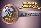 Woody Woodpecker - pic crostata