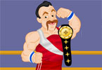 Wrestling Hero Dress Up