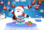 X-Mas Cake Decor