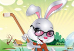 Zippy Bunny Dressup