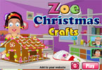 Zoe Christmas Crafts