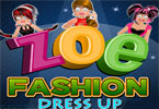 Zoe Fashion Dress Up