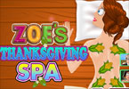 thanksgiving spa de zoe