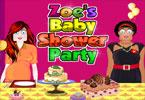 Zoe's Baby Shower Party