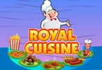 Play Royal Cuisine Game
